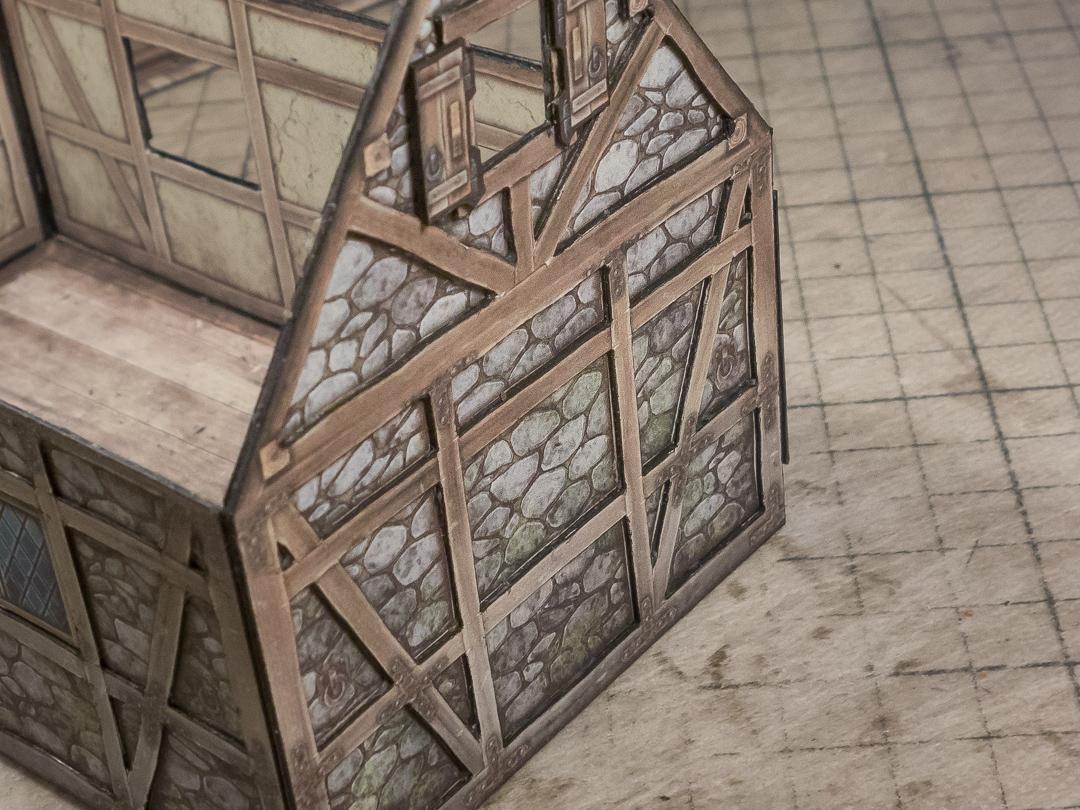 doubled up framework detail