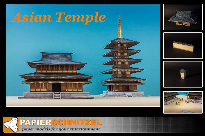 Asian Temple promo