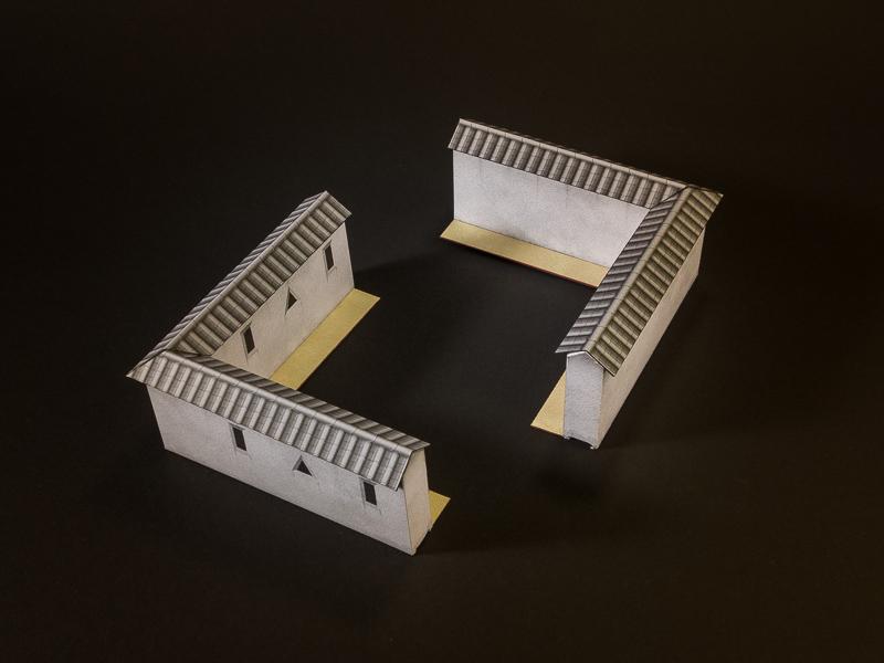 SCB2 corner modules