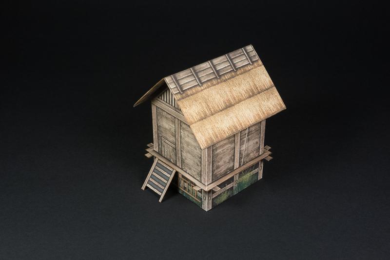storage hut