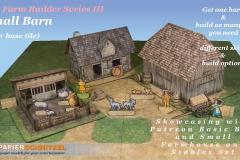 At the Farm: Small Barn