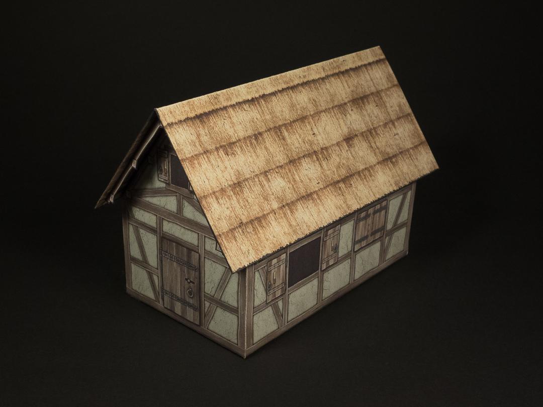 """Core House (5x3"""")"""