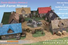 At the Farm: Small Farm House
