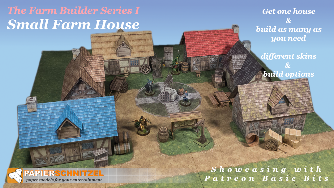 Small Farm House Overview