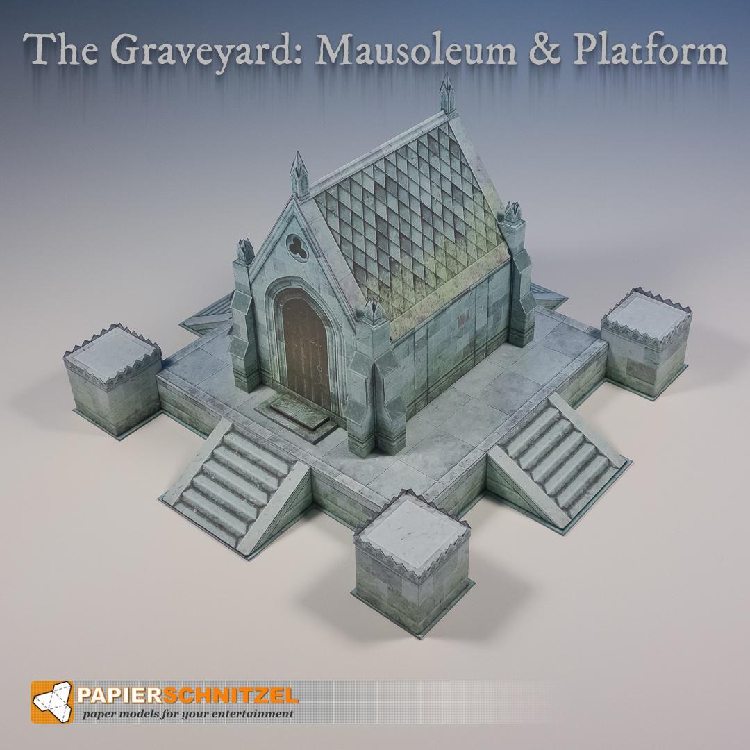 The Mausoleum & Platform