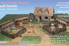 At the Farm: Small Stables