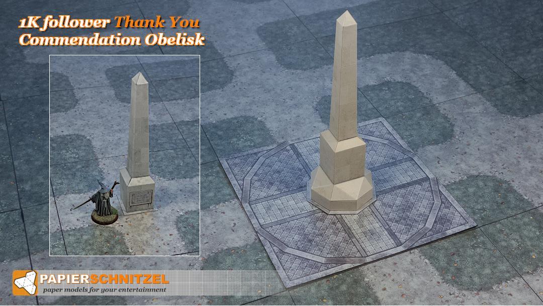 2020 02 1K follower Obelisk