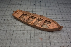 Jolly Boat (new wood version)