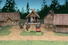 NVB2 action with paper minis