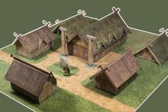 Long Hall village