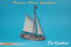 "8""/20cm Gunboat"