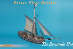 """12""""/30cm Bermuda Sloop"""