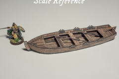 Jollyboat scale reference