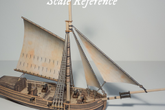 Bermuda Sloop scale reference