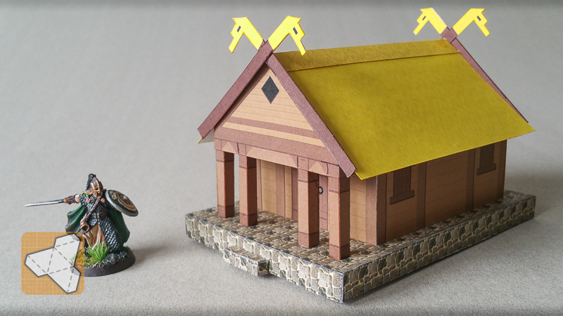 Rohan house (main version)
