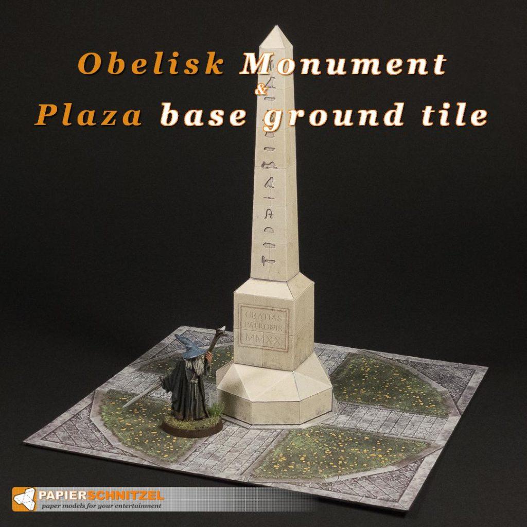 Obelisk promo