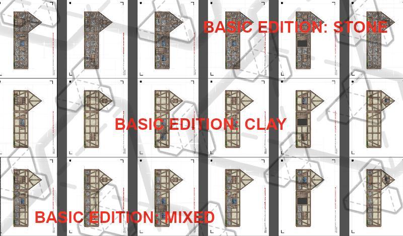preconfig layouts