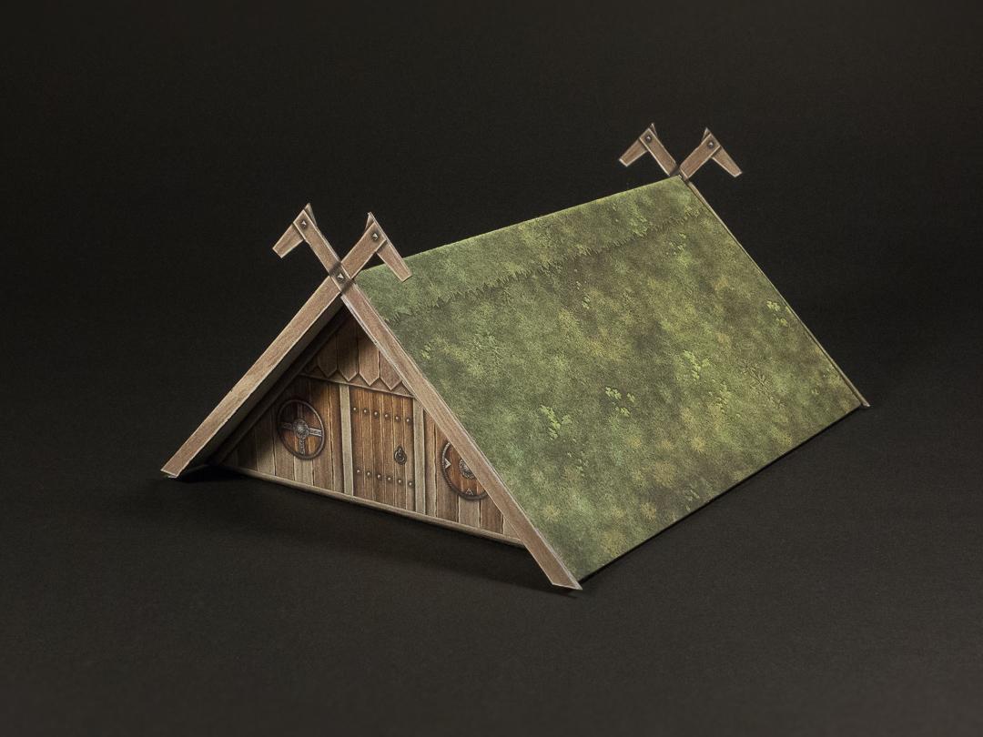 Viking wall version